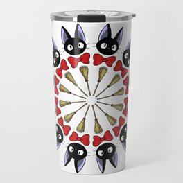 KIKI MANDALA Travel Mug