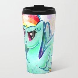 Rainbow Dash Travel Mug