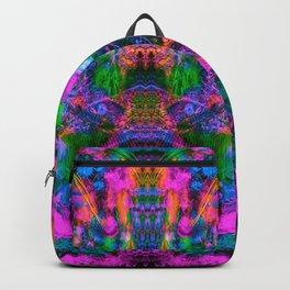 Ultraviolet Totem II (psychedelic) Backpack