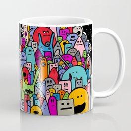Pile of Monsters Coffee Mug