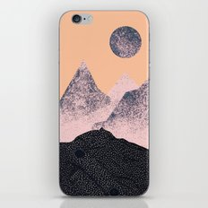 One Day Everything Will Happen – Collage Glitter Art iPhone & iPod Skin