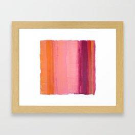 RETURN TO ME Framed Art Print