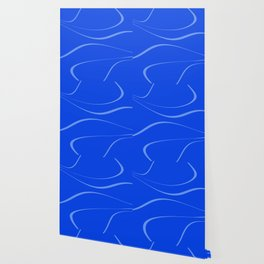Abstract blue. Wallpaper