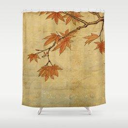 Asiafoldantique Shower Curtain
