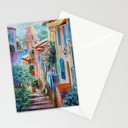 Colors of Collioure, France Stationery Cards