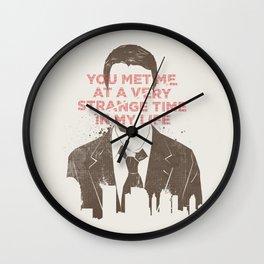 Strange Time Wall Clock