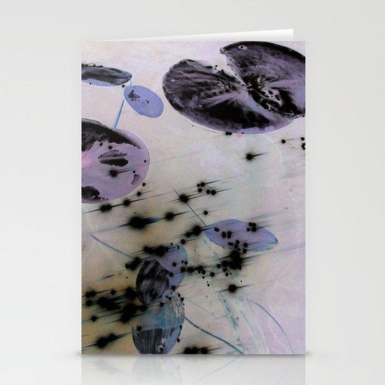 Lilypad 2 Stationery Cards