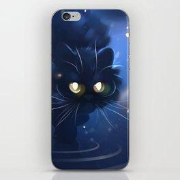 Above stars iPhone Skin