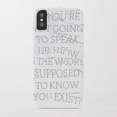 EXIST Slim Case iPhone X