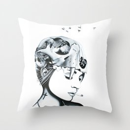 Scarlett Throw Pillow