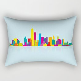 New WTC Skyline Rectangular Pillow