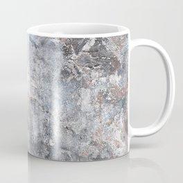 Burned Copper C Coffee Mug