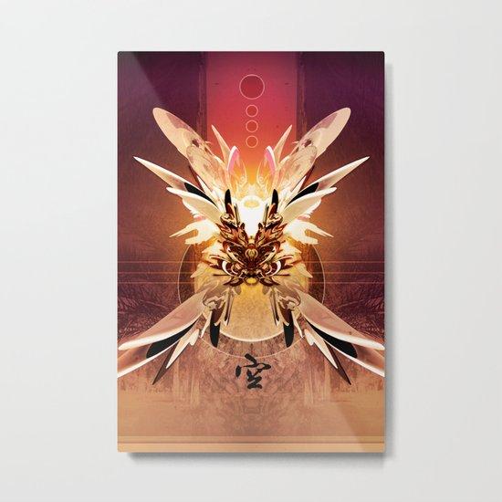 Krysaliss Metal Print
