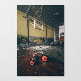 ride through Canvas Print