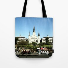 The French Quarter Tote Bag