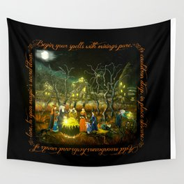 The Lesson Wall Tapestry