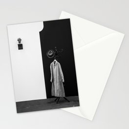 Minimal Contrast Stationery Cards