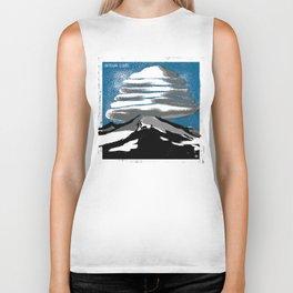 Lenticular Clouds. Biker Tank