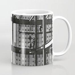 Steel workers New York City Coffee Mug