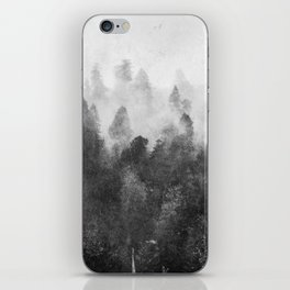 Forest Melody - Redwood National Park iPhone Skin