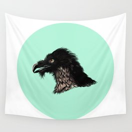 The Vulture. Wall Tapestry
