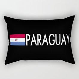 Paraguay: Paraguaya Flag & Paraguay Rectangular Pillow