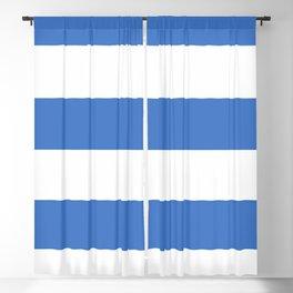 flag of Tallinn Blackout Curtain