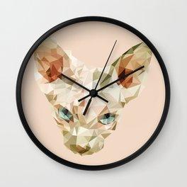 Hey Kitty! Wall Clock