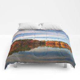 Autumn Liberty Reservoir Comforters