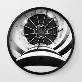 Solomon R. Guggenheim Museum Wall Clock