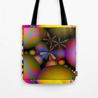 starfish Tote Bags featuring Starfish by Robin Curtiss