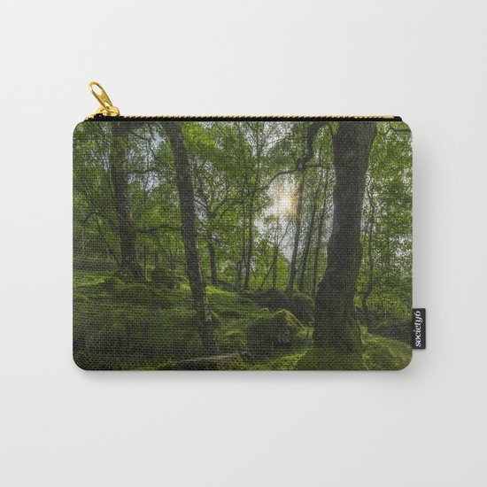Summer Evenings In Wales Carry-All Pouch