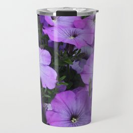 Petunias Travel Mug