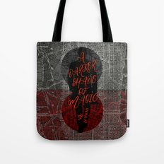 A Darker Shade of Magic Tote Bag