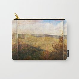 Great Smoky Mountain Dreams Carry-All Pouch