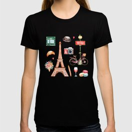 Welcome To Paris T-shirt