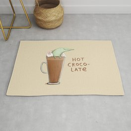 Hot Crocolate Rug