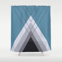 Iglu Niagara Shower Curtain