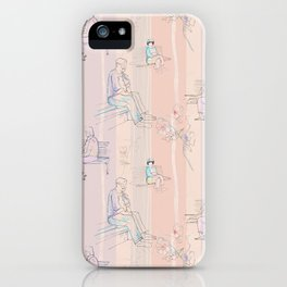 Grannies iPhone Case