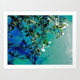 Spring Synthesis IV Art Print