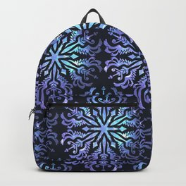 Aura Guidance Mandala Pattern Backpack