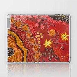 Aboriginal summer Laptop & iPad Skin