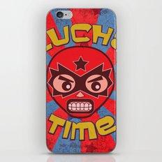 Lucha Time iPhone & iPod Skin