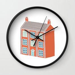 Little Big House Wall Clock