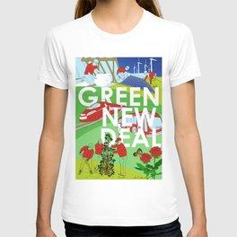 Green New Deal T-shirt