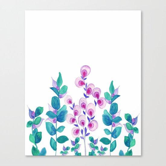 Pink Lady Canvas Print