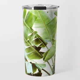 Banana Palms Travel Mug
