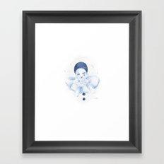 Pierrette Framed Art Print