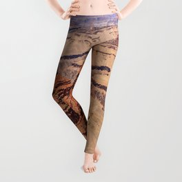 Awesome Grand Canyon View Leggings