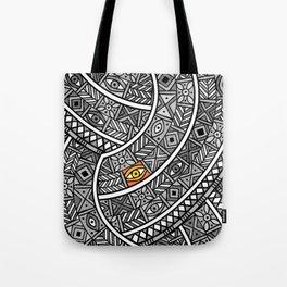 Oba Goldeneye Tote Bag